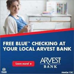 Arvest Bank B'Ville 250x250