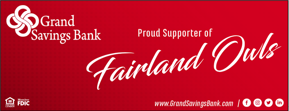 Fairland Grand Saving Bank 1125